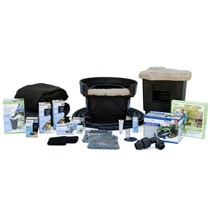 Aquascape Medium 11' x 16' Pond Kit w/AquaSurge Pro Pump
