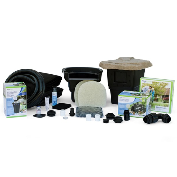 Aquascape Small 8' x 11' Pond Kit w/AquaSurge 3000 Pump