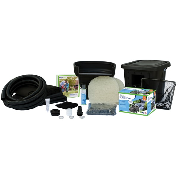 Aquascape® DIY Backyard Pond Kit 8' x 11'