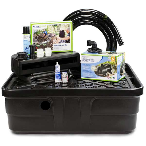 Aquascape Backyard Waterfall Landscape Fountain Kit