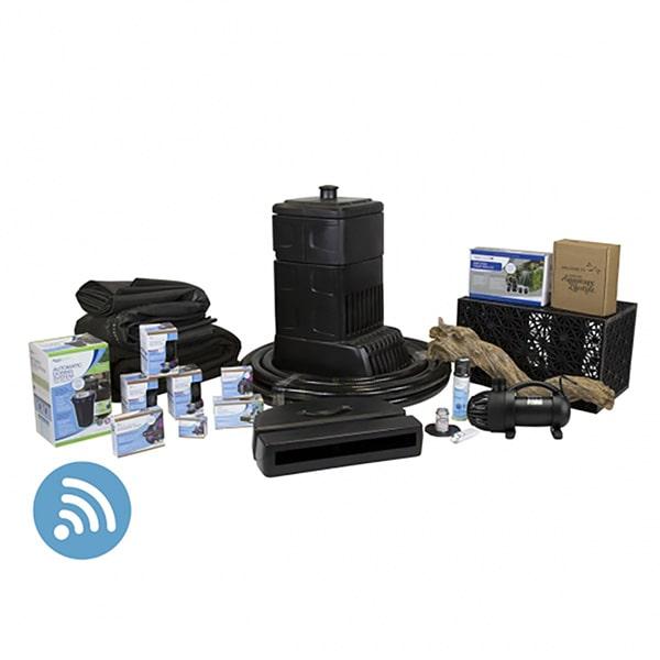 Aquascape Large Deluxe Pondless Waterfall Kit 26' Stream w/ AquaSurge Pro 4000-8000 Pump
