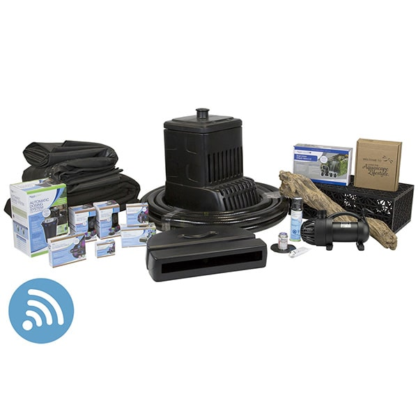 Aquascape Medium Deluxe Pondless Waterfall Kit 16' Stream w/ AquaSurge Pro 2000-4000 Pump