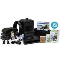 Aquascape® Small Pondless Waterfall Kit 6' Stream w/ AquaSurge® Pro 2000-4000 Pump