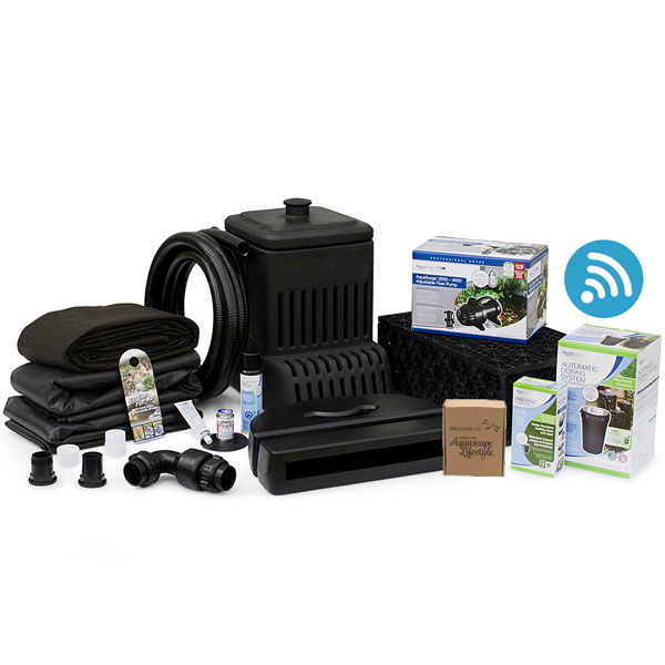 Aquascape Small Pondless Waterfall Kit 6' Stream w/ AquaSurge Pro 2000-4000 Pump