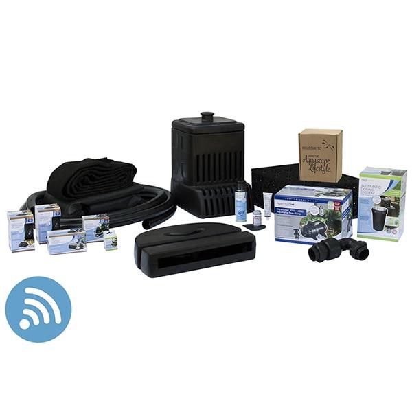 Aquascape Medium Pondless Waterfall Kit 16' Stream w/ AquaSurge Pro 2000-4000 Pump