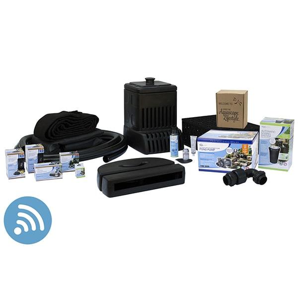 Aquascape Medium Pondless Waterfall Kit 16' Stream w/ SDL 4000-7000 Pump