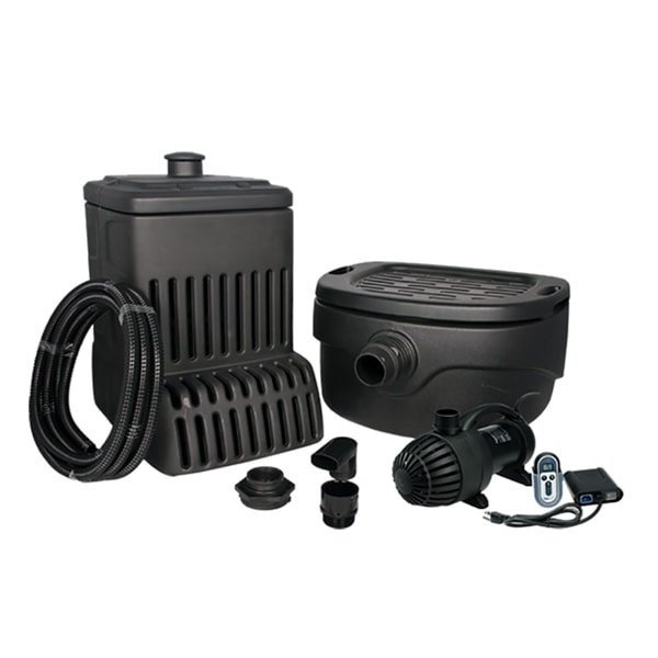 Aquascape Rainwater Harvesting Fountain Add-On Kit