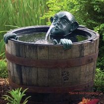 Aquascape® Man in Barrel Spitter