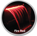 Atlantic(tm) Colorfalls Fire Red