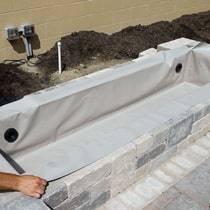 Atlantic® Flexible Hardscape Basins