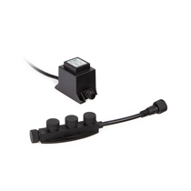 Atlantic® 30 Watt Transformer & 4 Way Splitter for Warm White Lighting