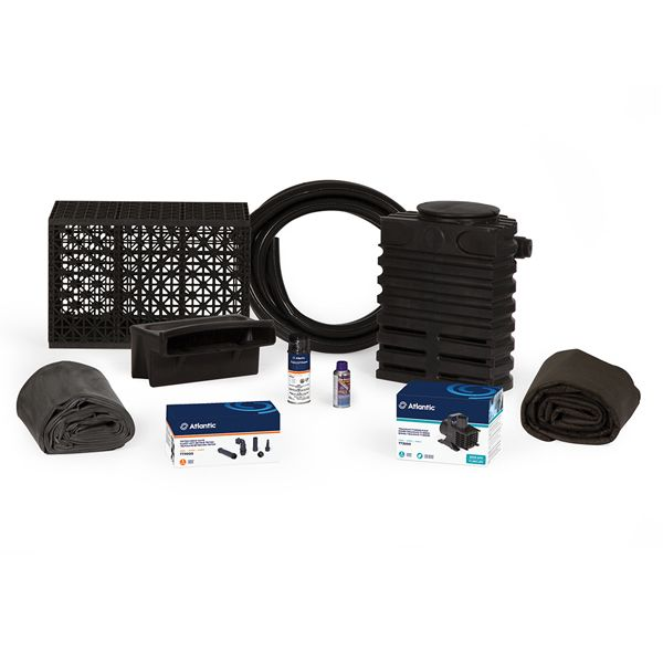 Atlantic Small Pond-Free Waterfall Kit with 16 Inch Spillway