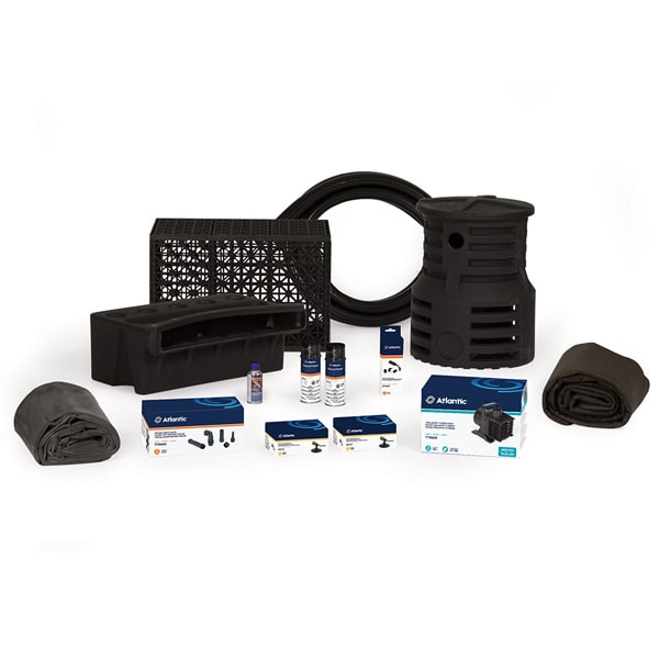 Atlantic® Big Bahama Pro Series Pond-Free Kit