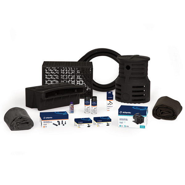 Atlantic™ Big Bahama Pro Series Pond-Free Kit