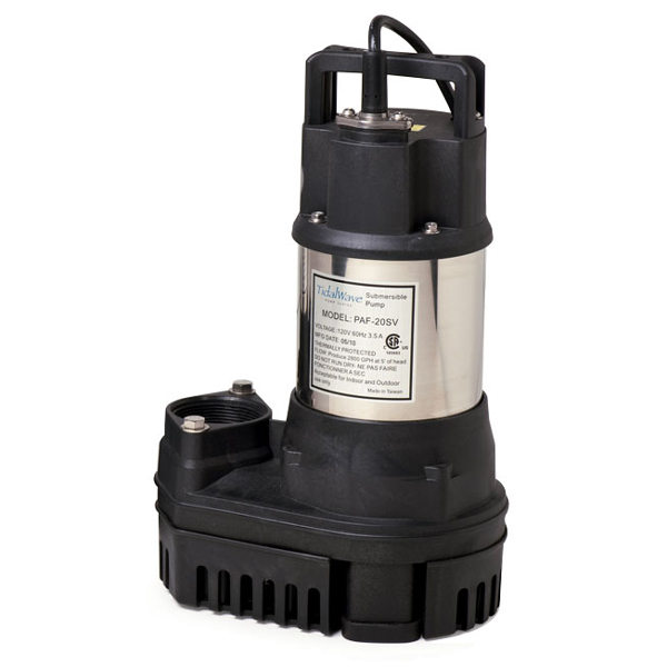 Atlantic™ TidalWave PAF-Series Pumps