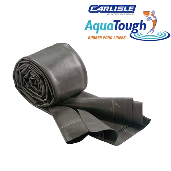 Carlisle® AquaTough™ 45 Mil EPDM Rubber Pond Liner