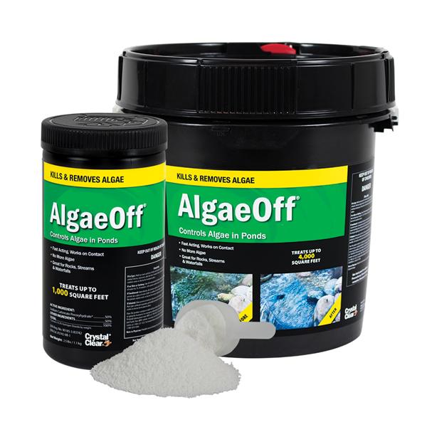 CrystalClear® AlgaeOff® String Algae Remover