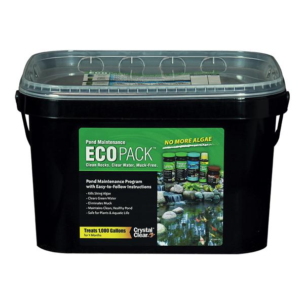CrystalClear® EcoPack™