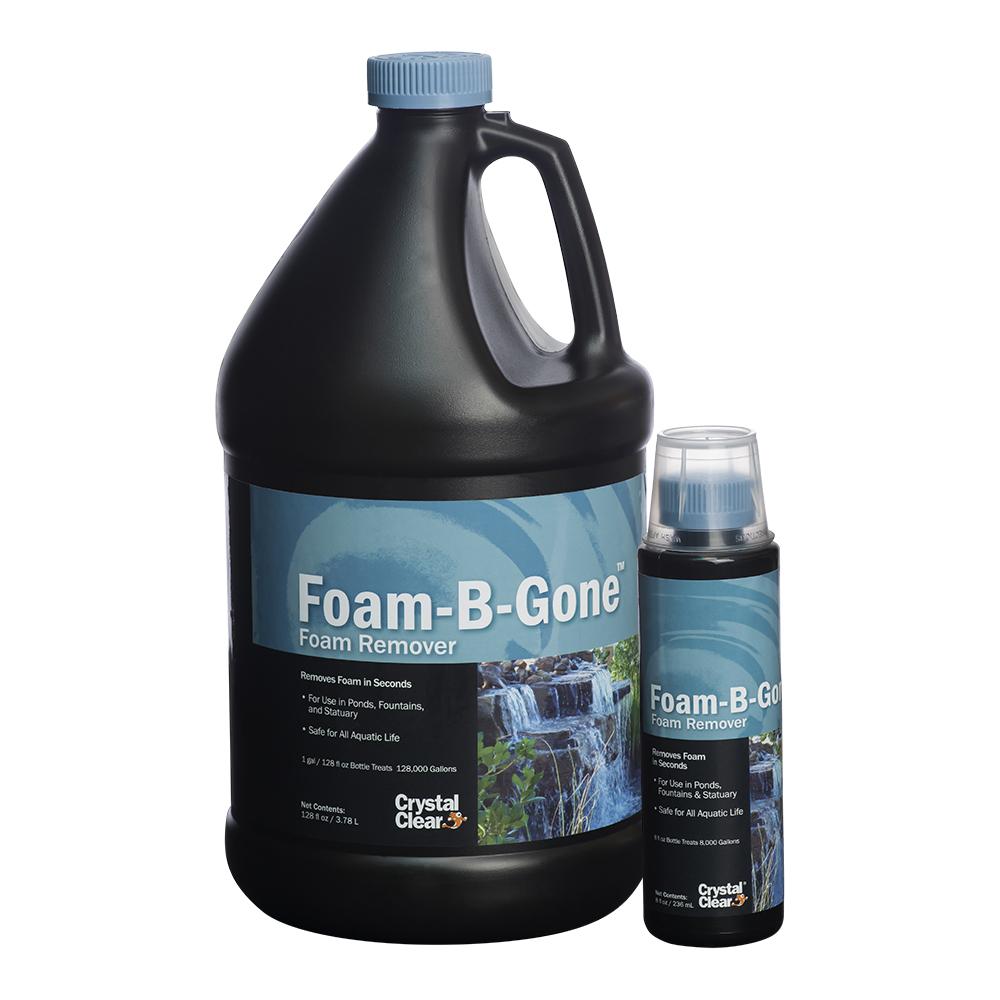 CrystalClear® Foam-B-Gone™