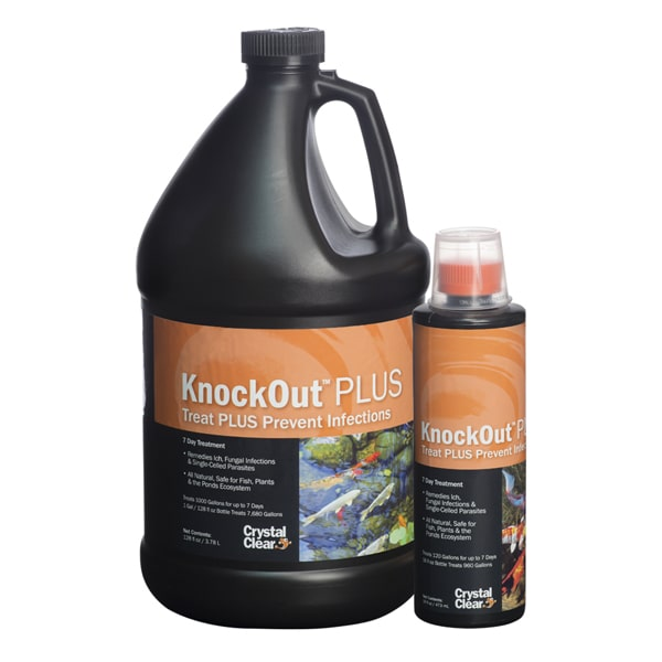 CrystalClear® KnockOut™ Plus