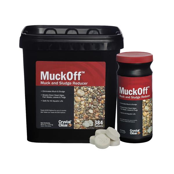 CrystalClear® MuckOff™