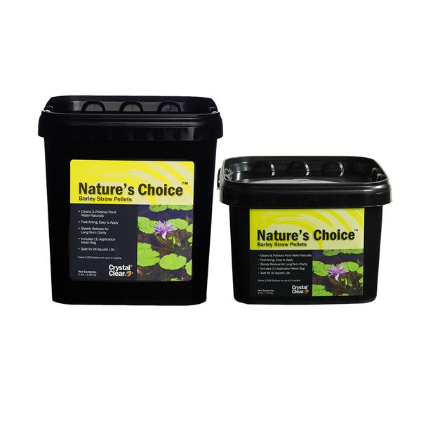 CrystalClear® Nature's Choice™