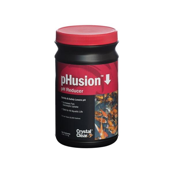 CrystalClear pHusion