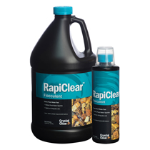 CrystalClear® RapiClear™