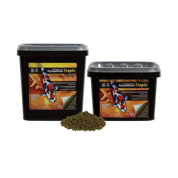 CrystalClear® Staple Fish Food