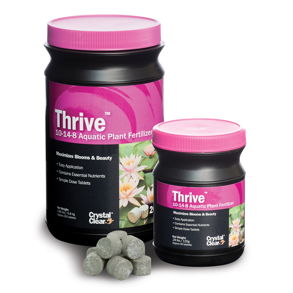 CrystalClear<sup>&reg;</sup> Thrive<sup>&trade;</sup>