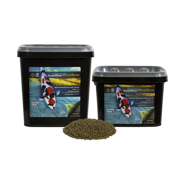 CrystalClear WheatGerm Fish Food