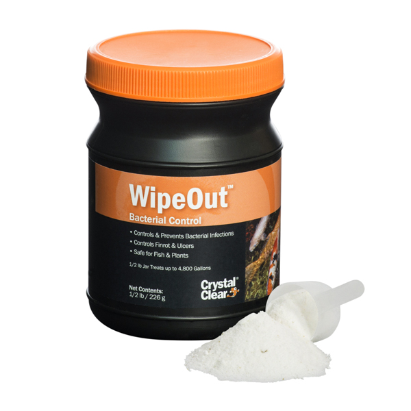 CrystalClear® WipeOut™ Bacterial Control