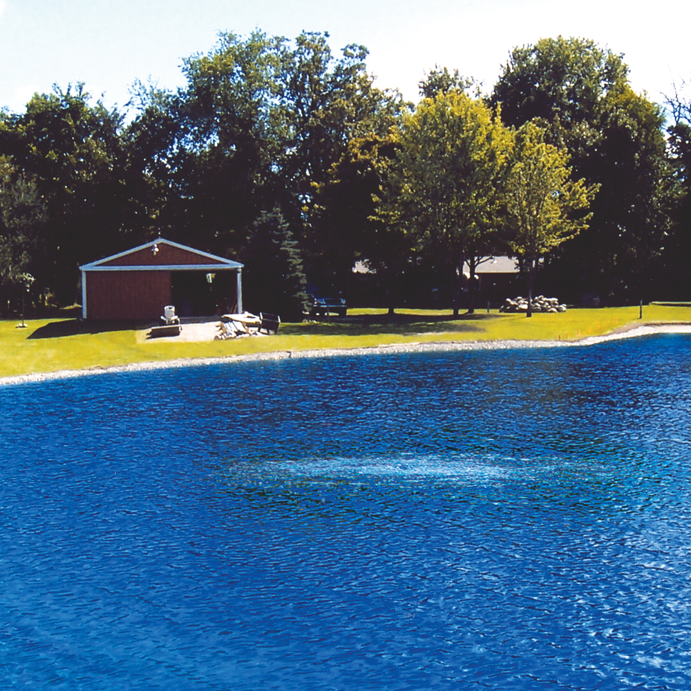 Custom Pond Liner | RPE and PVC Rubber | The Pond Guy
