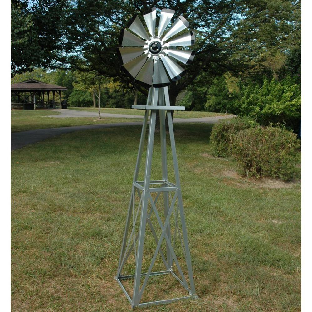Decorative Backyard Windmill