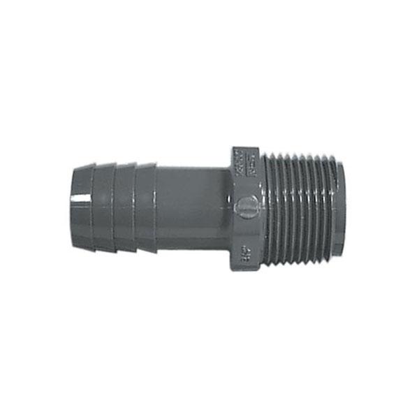 Airmax 5/8 x 1/2-Inch (Barb x MPT)