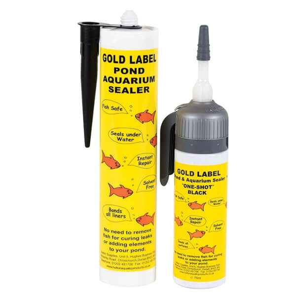 Gold Label Pond & Aquarium Sealer