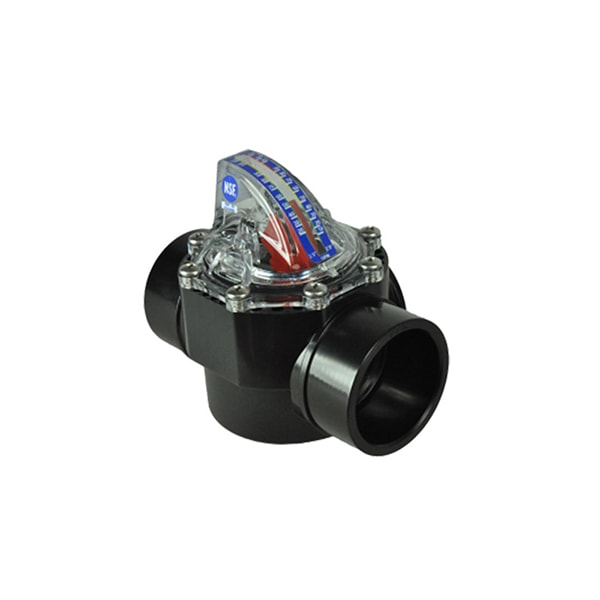 FlowVis Flow Meter Check Valves