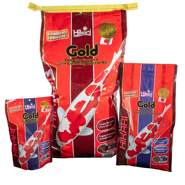 Hikari Gold Fish Food