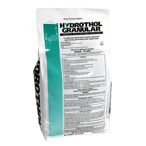 Hydrothol® Granular Aquatic Algaecide & Herbicide 20 Pounds