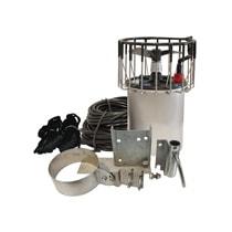 Kasco Circulator w/Universal Dock Mount 1 HP 4400CUD - 115V