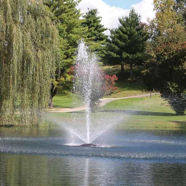 Kasco 1 HP 4400HJF Fountain 5 Spray Patterns 230V