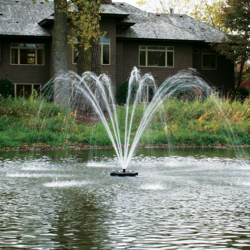 Kasco 4400JF Floating Fountain | The Pond Guy