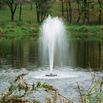 Kasco 4400JF 1 HP Decorative Fountain