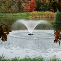 Kasco 4400JF 1 HP Decorative Fountain Willow