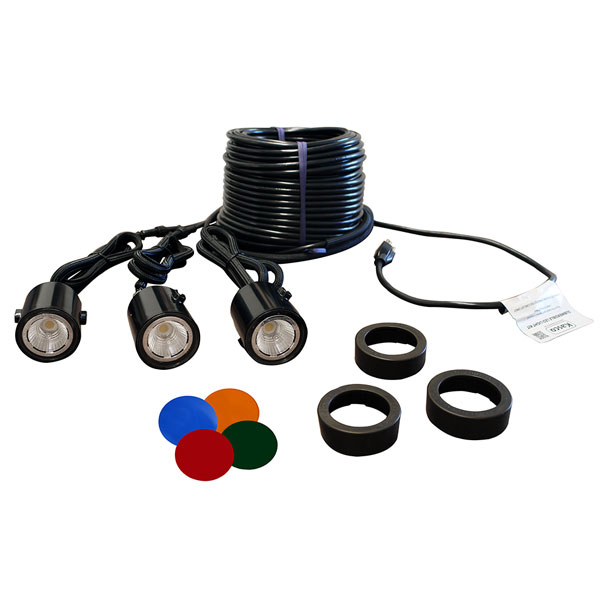 Kasco 3 LED Light Kit, 11 Watts