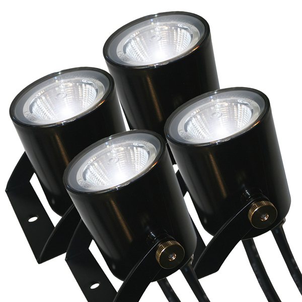 Kasco 4 Fixture LED Light Kit