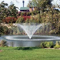 Kasco 1 HP 4400VFX Fountain, Single Pattern - 115 volt