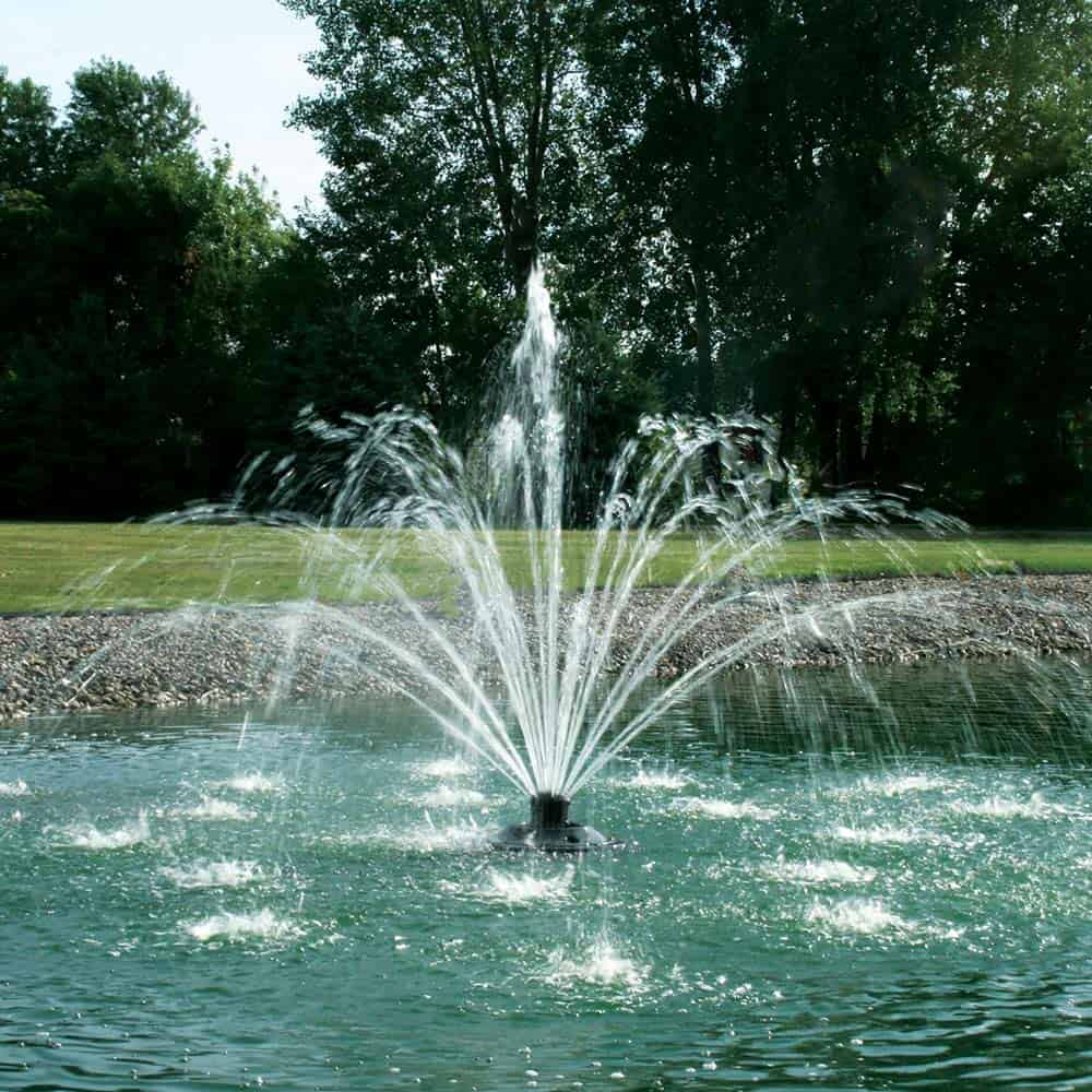 1-2HP Pond Fountains