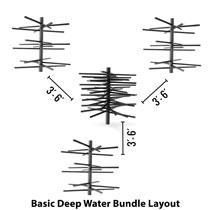 MossBack Fish Habitat Deep Water Bundles