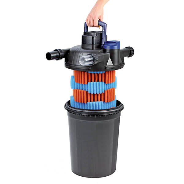 Oase® FiltoClear Pressure Filter System